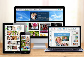 FOREVER® Ambassadors help families access their photos and documents on any device.