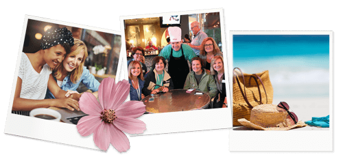 FOREVER® Ambassadors can be great friends and have the opportunity to win exclusive trips.